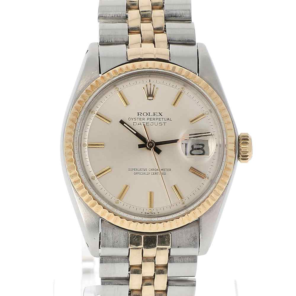 936768e92af Watch Rolex Oyster Perpetual Datejust Ref 1601 second-hand - Buy ...