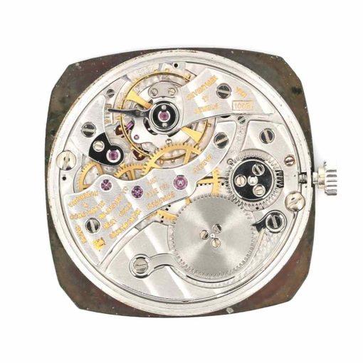 montre bracelet Vacheron Constantin or blanc mouvement
