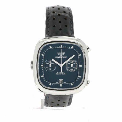montre bracelet Heuer silverstone cadran 2