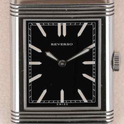 montre bracelet Jaeger Lecoultre reverso cadran 2