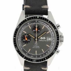 montre bracelet Yema sous marine chrono cadran 2