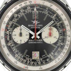 montre bracelet Breitling chronographe 1808 cadran