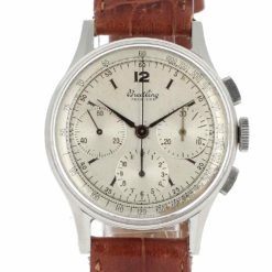 montre bracelet Breitling chronographe 734 cadran 2