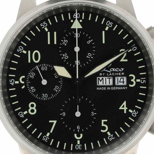 montre bracelet Laco by lacher cadran 3