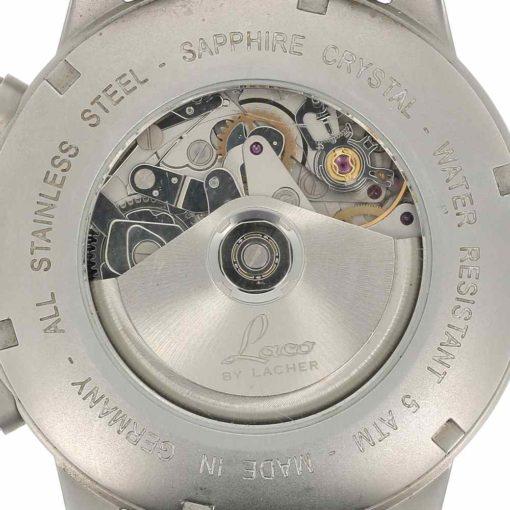 montre bracelet Laco by lacher fond