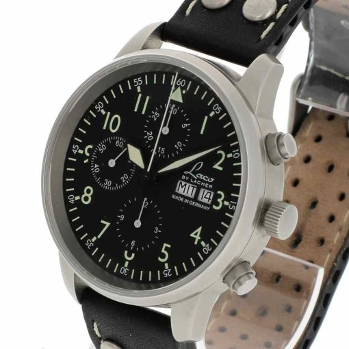 montre bracelet Laco by lacher remontoir