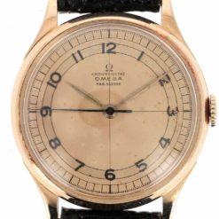 montre bracelet Omega chronometre cadran 3