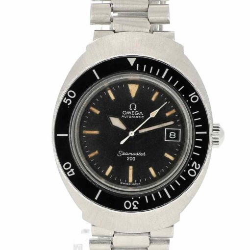 montre bracelet Omega seamaster 200 cadran 2