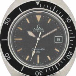 montre bracelet Omega seamaster 200 cadran 3