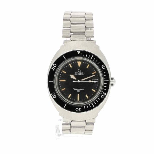 montre bracelet Omega seamaster 200 cadran