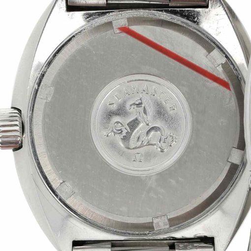 montre bracelet Omega seamaster 200 fond