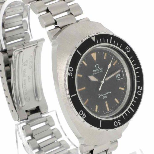 montre bracelet Omega seamaster 200 lunette