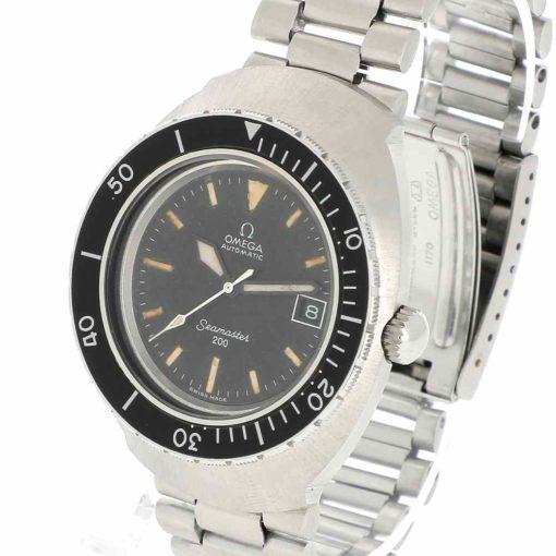 montre bracelet Omega seamaster 200 remontoir