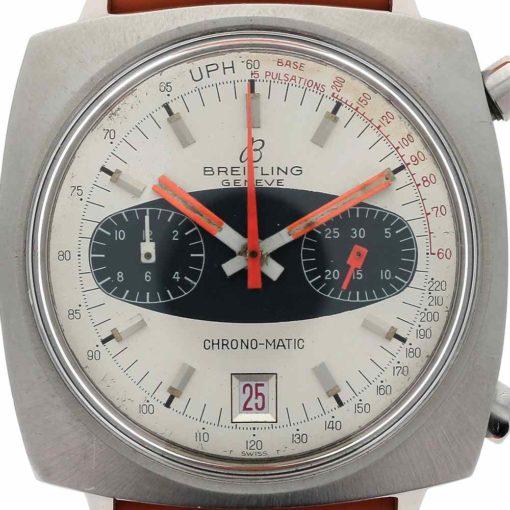 montre bracelet Breitling chrono matic cadran 2