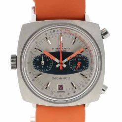 montre bracelet Breitling chrono matic cadran