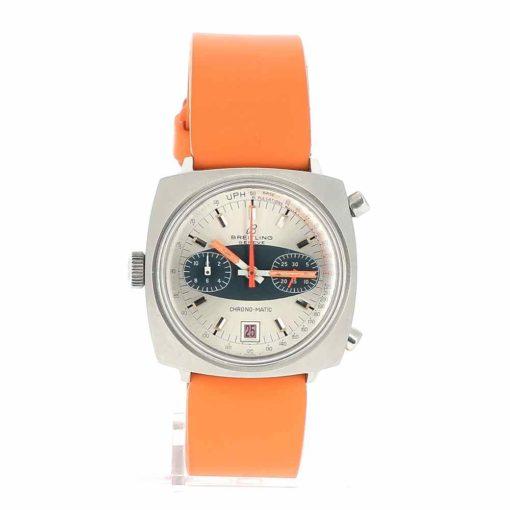 montre bracelet Breitling chrono-matic cadran 3