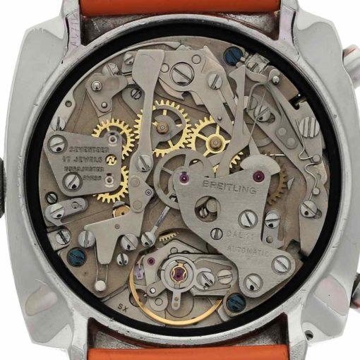 montre bracelet Breitling chrono matic mouvement