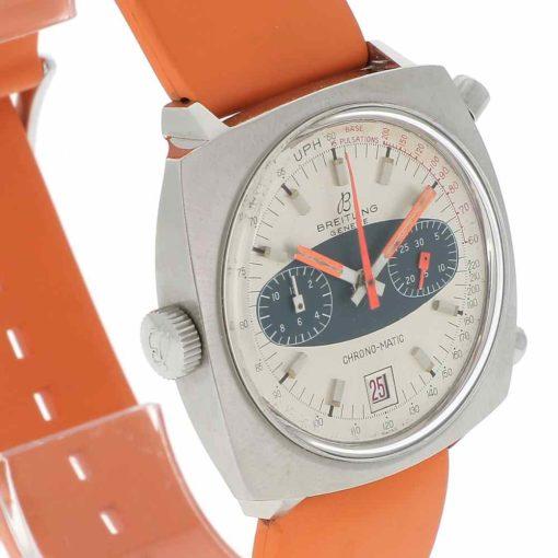 montre bracelet Breitling chrono matic remontoir