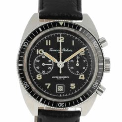 montre bracelet Fernand Pechoin chronographe cadran