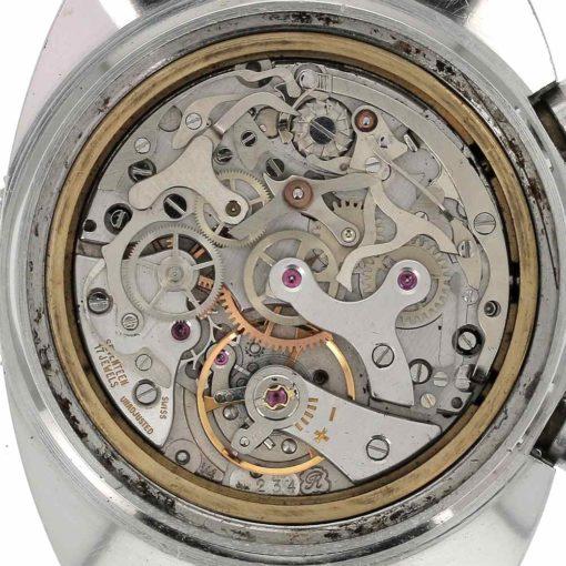 montre bracelet Fernand Pechoin chronographe mouvement