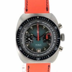 montre bracelet Lip chrono cadran 3