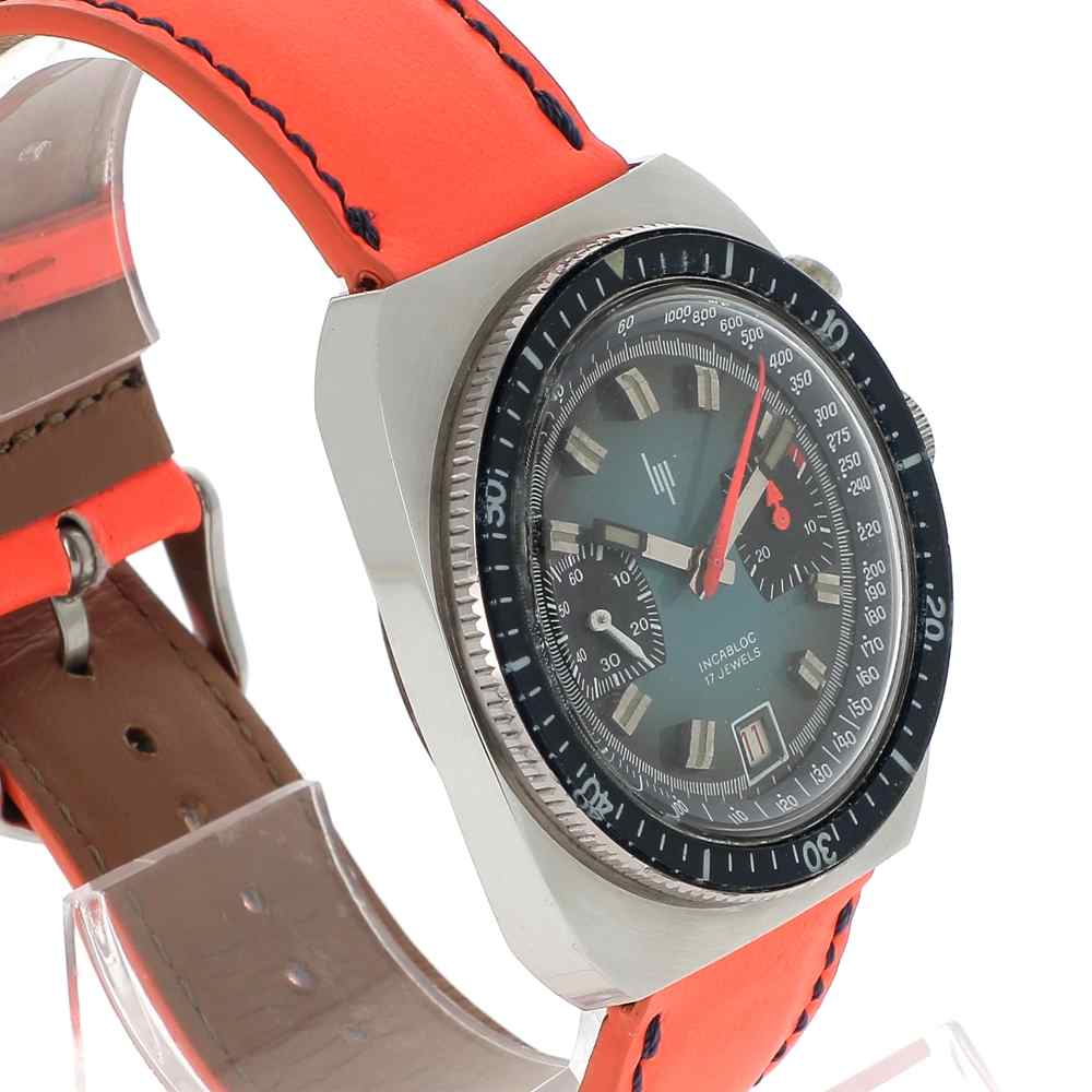 montre lip chronographe occasion achetez en ligne sur watch montre paris. Black Bedroom Furniture Sets. Home Design Ideas