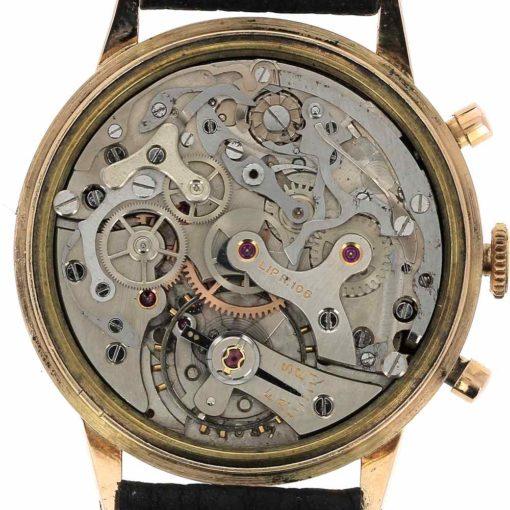 montre bracelet Lip chronographe R106 mouvement