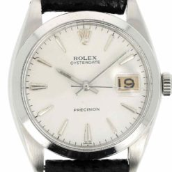 montre bracelet Rolex oyster precision 3 cadran 3