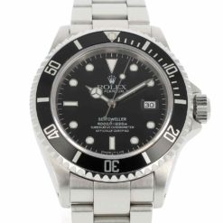 montre bracelet Rolex sea-dweller 16600 cadran 2