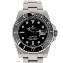 montre bracelet Rolex submariner 116610 cadran 2