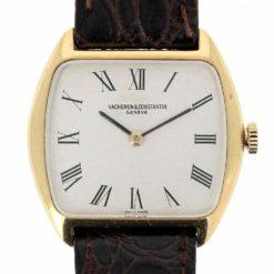 montre bracelet Vacheron Constantin cadran 3