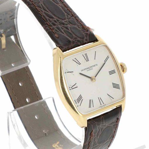 montre bracelet Vacheron Constantin lunette
