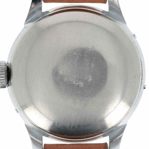 montre bracelet Baume & Mercier triple quantième fond
