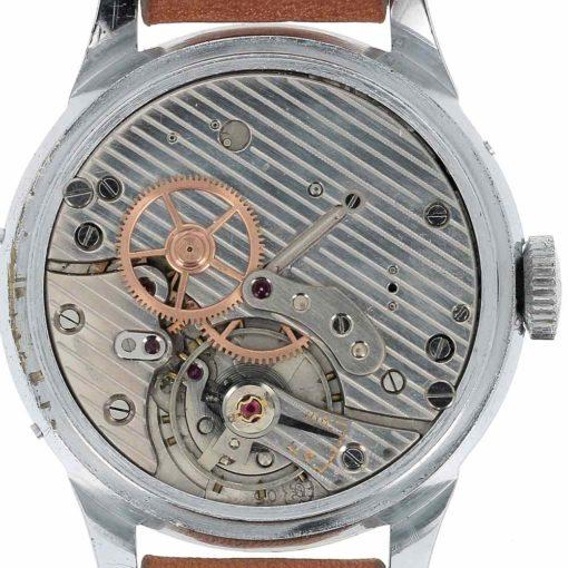 montre bracelet Baume & Mercier triple quantième mouvement