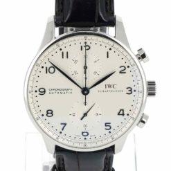 montre bracelet IWC portugaise cadran 2
