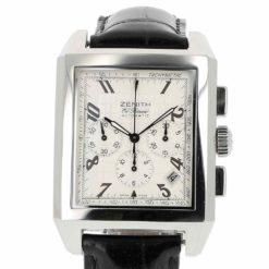 montre bracelet Zenith el primero cadran 2