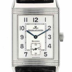 montre bracelet Jaeger Lecoultre reverso 270-8-62 cadran 4