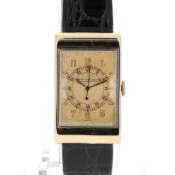 montre bracelet Jaeger-LeCoultre uniplan cadran