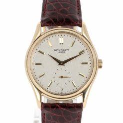 montre bracelet Patek Philippe 5023 cadran