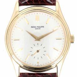 montre bracelet Patek Philippe 5023 cadran 3