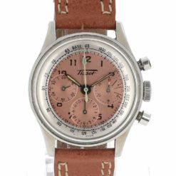 montre bracelet Tissot chronographe cadran