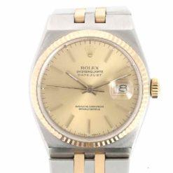 montre bracelet Rolex oyster quartz cadran 3
