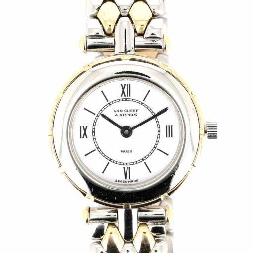 montre bracelet Van Cleef & Arpels la collection cadran 3