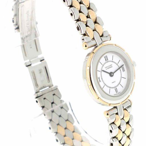 montre bracelet Van Cleef & Arpels la collection lunette