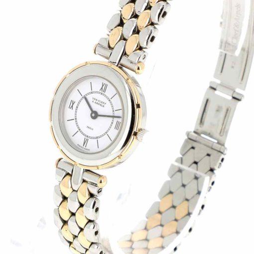montre bracelet Van Cleef & Arpels la collection remontoir