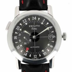 montre bracelet Zenith elite port royal V cadran 3