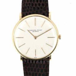 montre bracelet Audemars Piguet ultra thin cadran 2