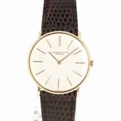 montre bracelet Audemars Piguet ultra thin cadran