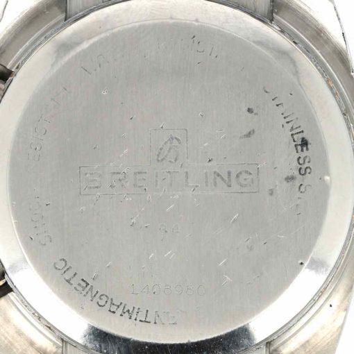 montre bracelet Breitling datora fond