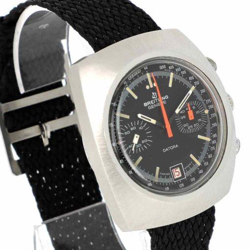 montre bracelet Breitling datora lunette